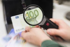 falschgeld prüfen