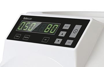 Safescan 1250 - Automatischer Münzzähler und Sortierer für CHF - 3