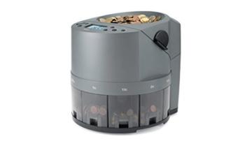 Safescan 1450 - münzzähler und sortierer für Euro Münzen - 1