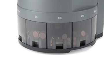 Safescan 1450 - münzzähler und sortierer für Euro Münzen - 3