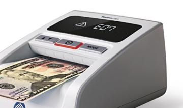 Safescan 165-S Automatisches Falschgeld Prüfgerät, schwarz - 2