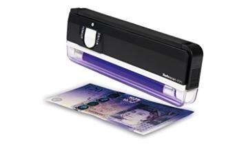 Safescan 40H - Falschgeld Prüfgerät Tragbarer UV-Detektor - 2
