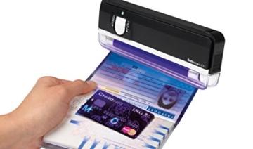 Safescan 40H - Falschgeld Prüfgerät Tragbarer UV-Detektor - 3