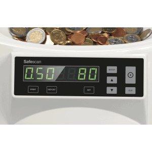 Safescan Münzzähler/Sortierer 1250 CHF - 4